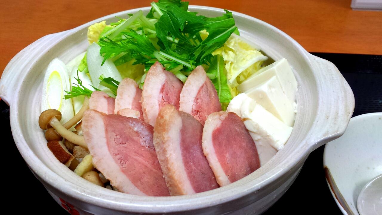 かも鍋  ¥790(込)