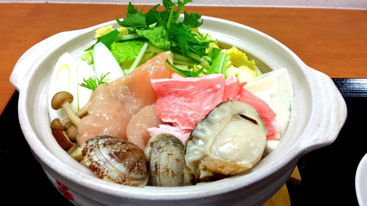 よせ鍋  ¥790(込)