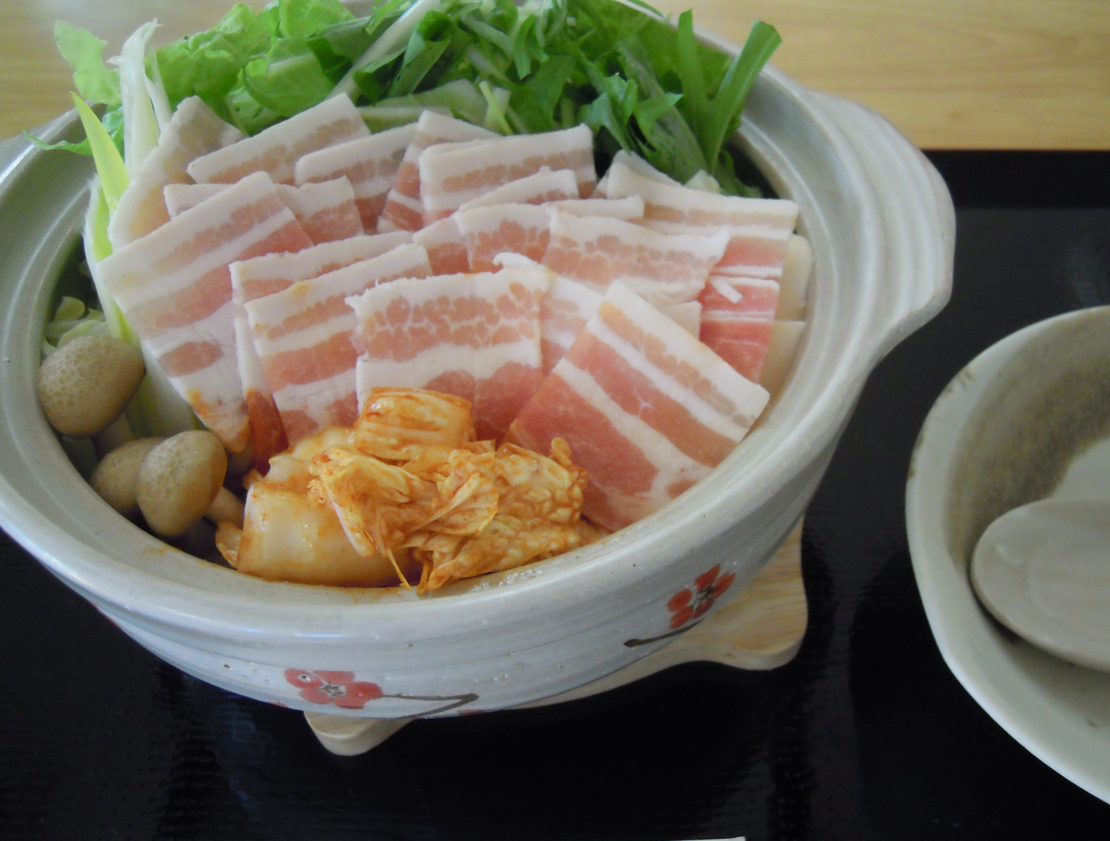 キムチ鍋  ¥790(込)